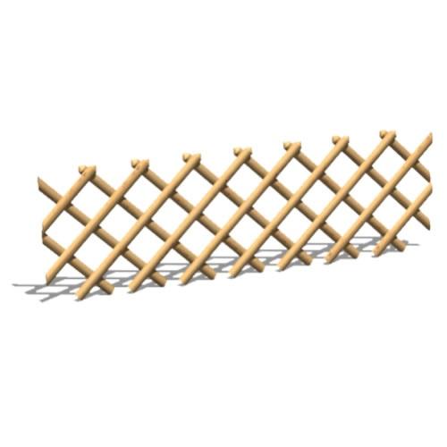 Recinto in legno estendibile basic pontoni legnami srl for Recinto in legno