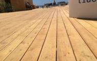 Dekign, Pavimentazioni per esterno in legno