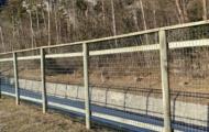 Barriere anti-Fauna, Transenne, Dissuasori